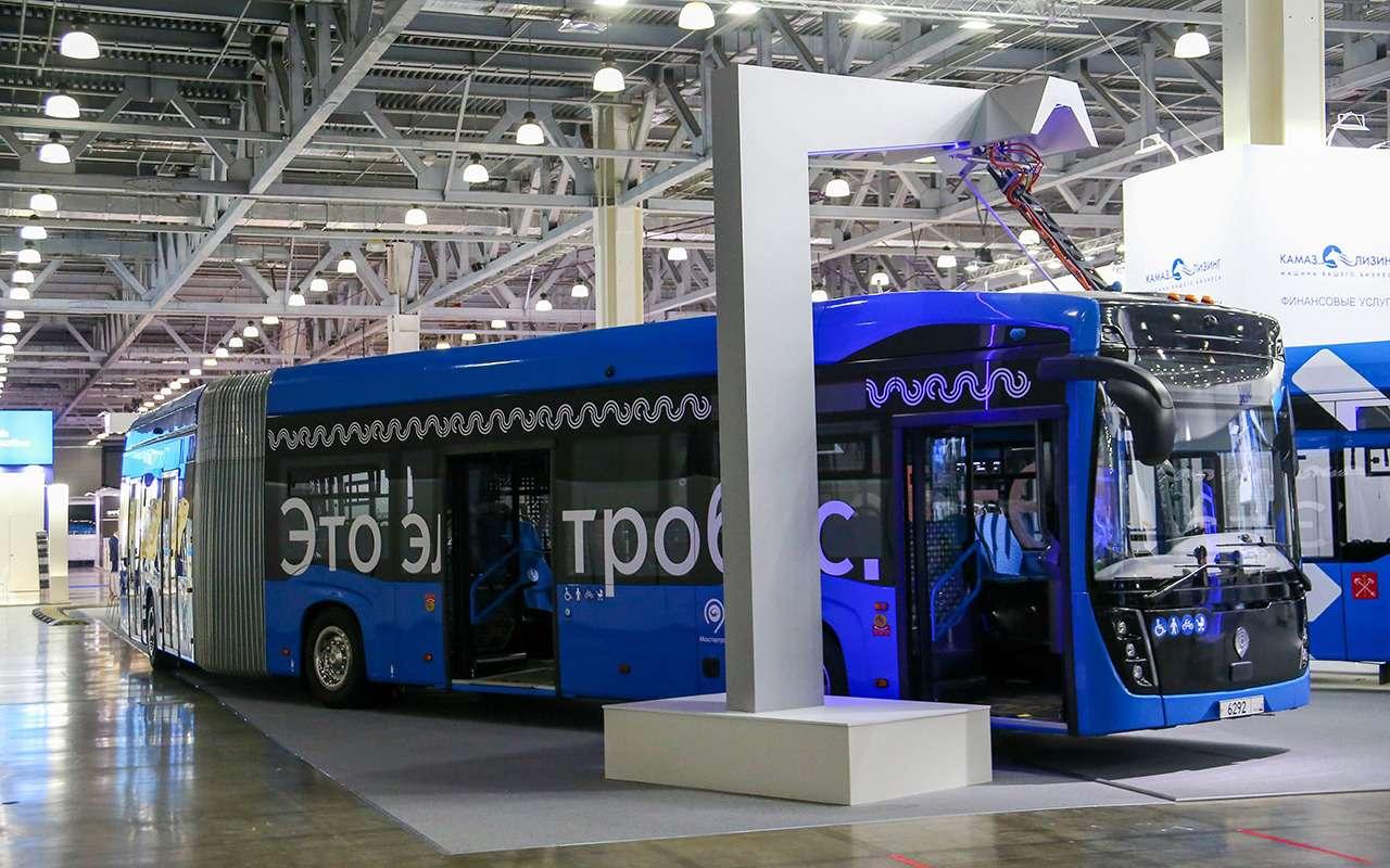 КАМАЗ-6292— лучший большой автобус 2021— фото 1276504