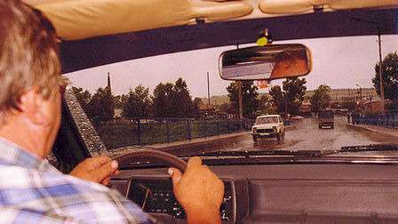 водитель