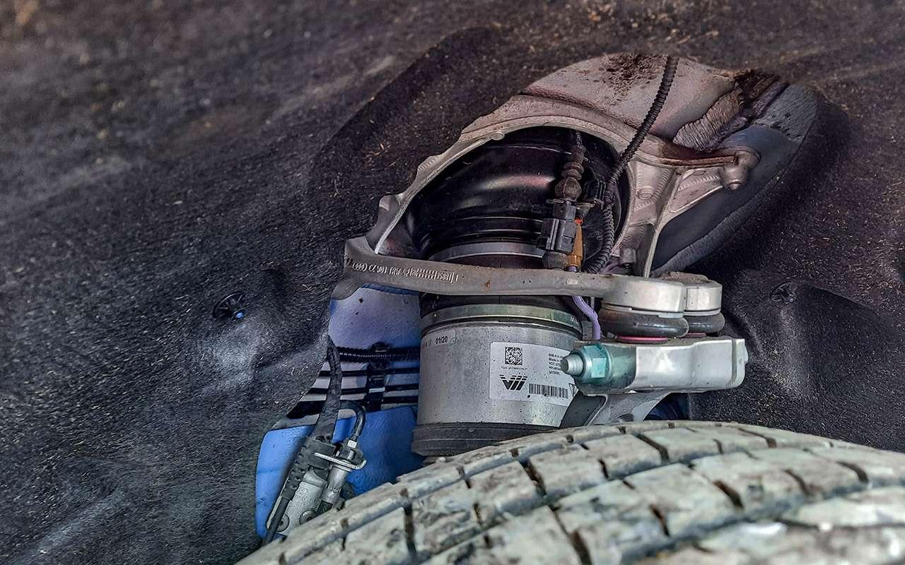 Какне угробить Porsche набездорожье— инструкция (ну, мало ли!)— фото 1210784