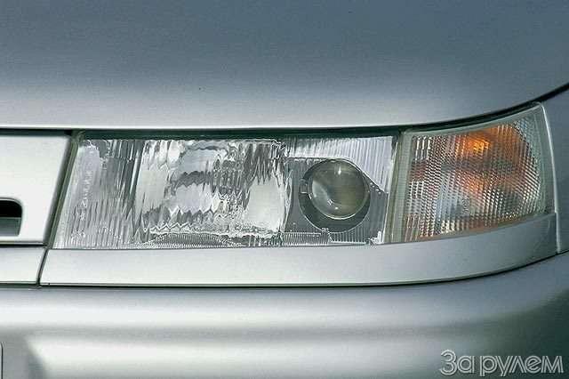 Lada 110, Lada Kalina. Первая производная— фото 56436