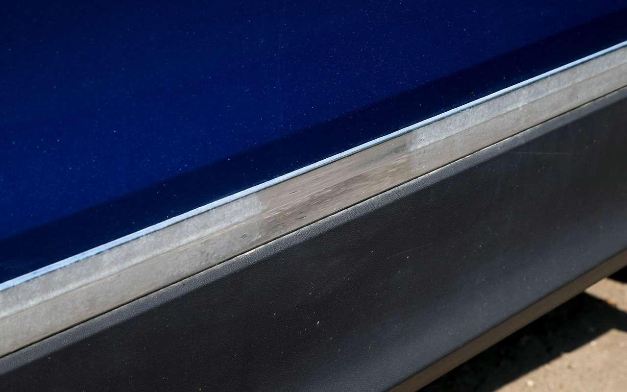 Первые 10тыс. кмнаVolkswagen Tiguan: все проблемы— отклимата— фото 985826