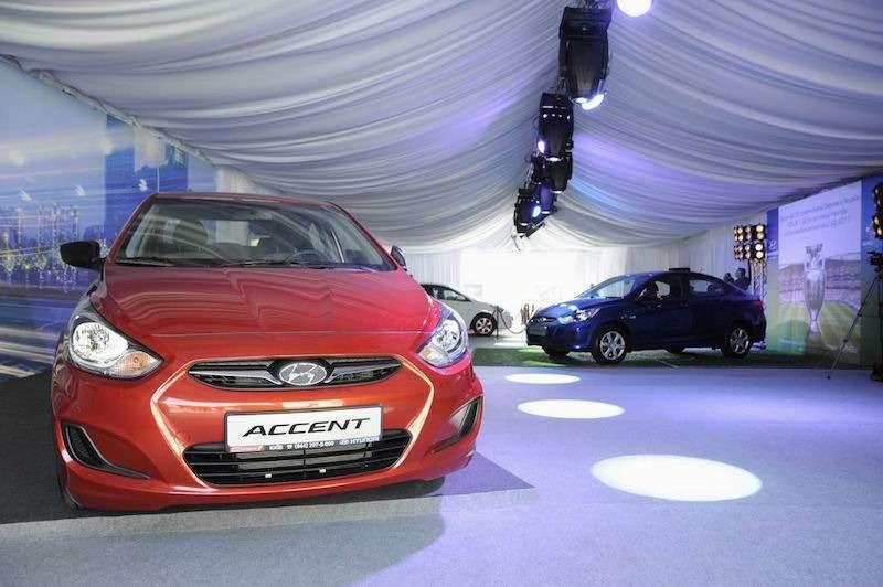 Hyundai Accent вУкраине 2