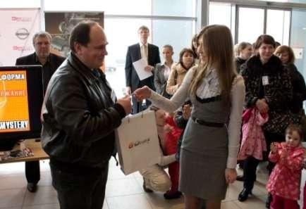 Александр Филиппов выиграл 300 литров топлива G-Drive