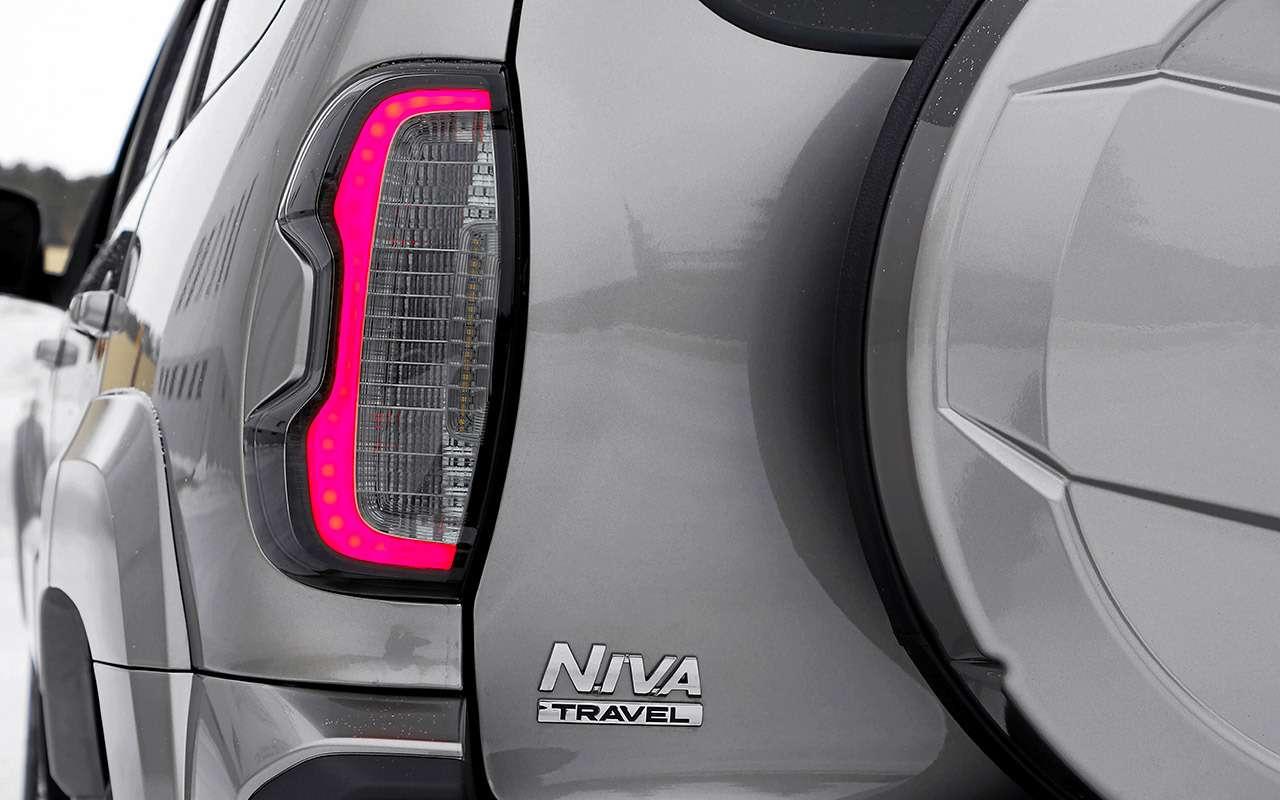Lada Niva Travel— очень подробный тест— фото 1229365