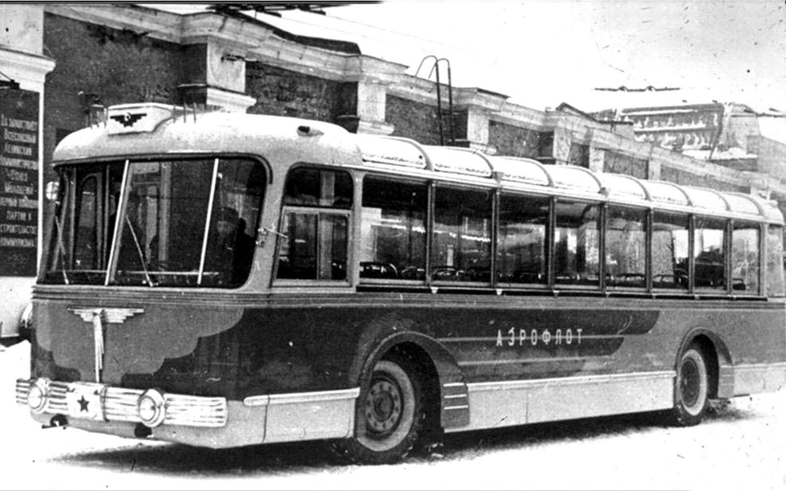 80-местный электробус СВАРЗ-ТБЭС