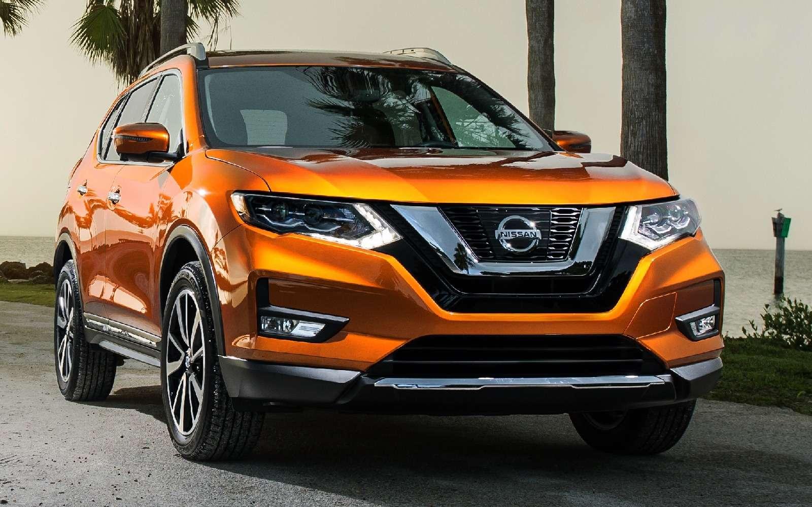 Говорим Rogue, подразумеваем X-Trail: популярный кроссовер Nissan обновился— фото 633614