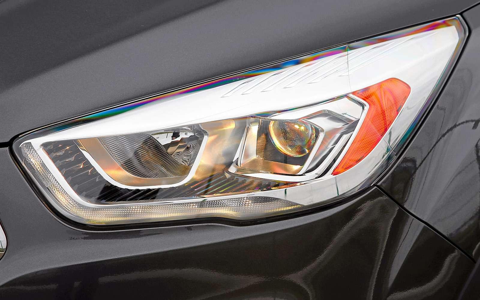 Обновленный Ford Kuga российской сборки: мыпоездили нанем первыми!— фото 674491