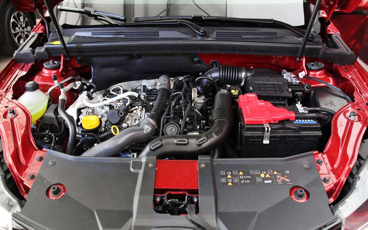 Обслуживание Renault Arkana: все плюсы иреальные недостатки— фото 989260