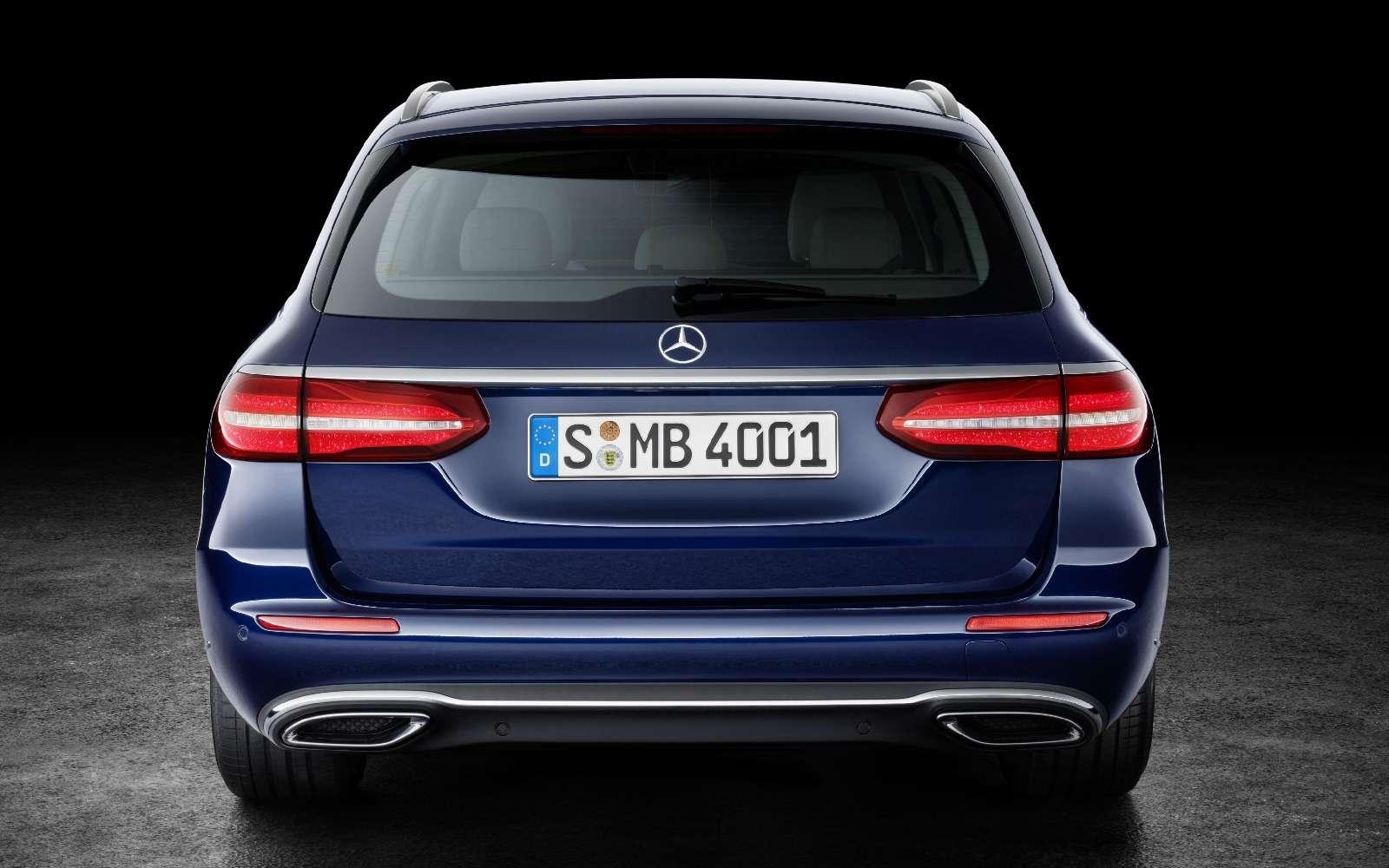 Новый универсал Mercedes-Benz Е-класса: шестой, юбилейный— фото 595680