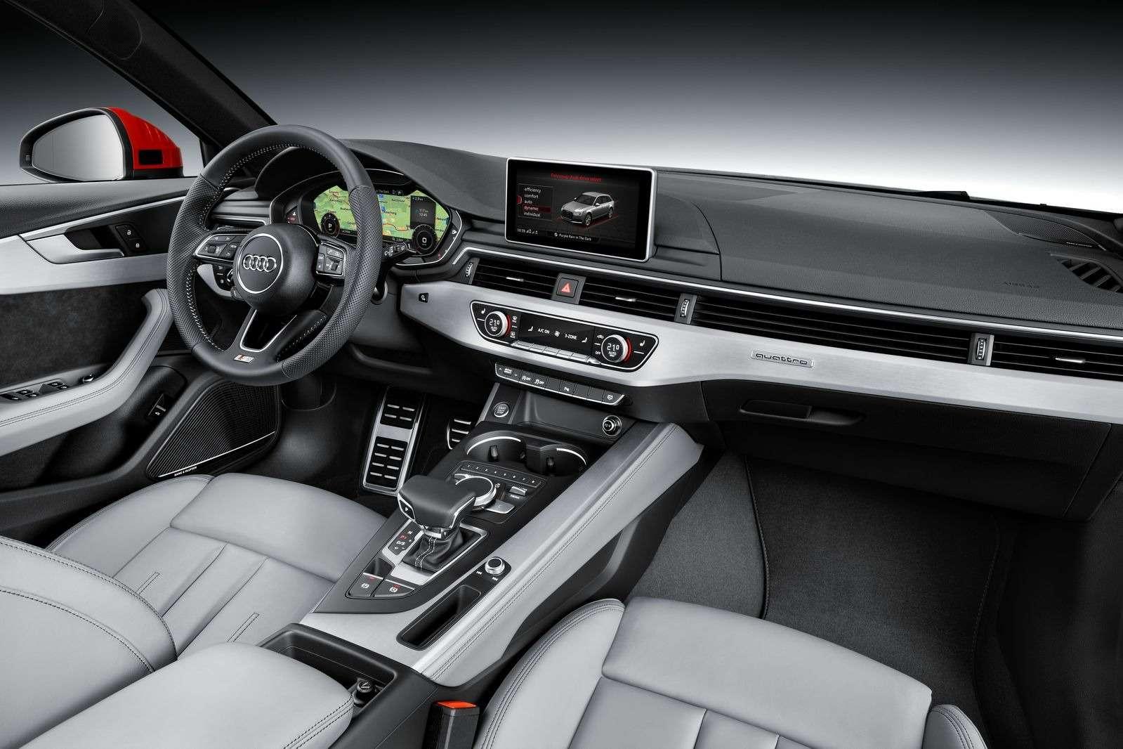 Audi A4Avant 3.0TDI quattro 23