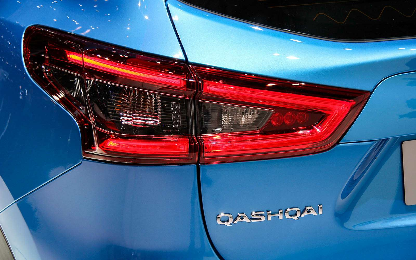 Обновленный Nissan Qashqai: европейский бестселлер самериканским лицом— фото 717727