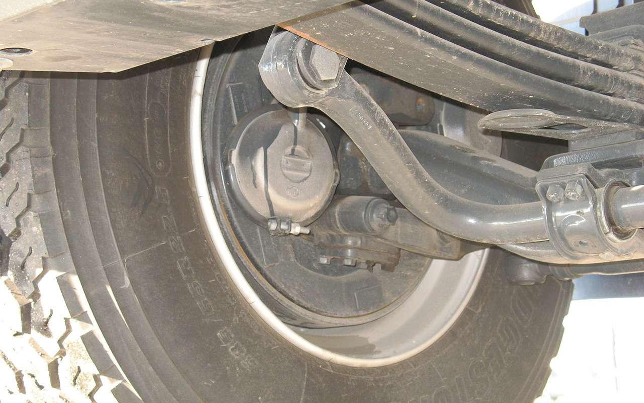 Тяжелые грузовики IVECO Trakker: все особенности— фото 1233432