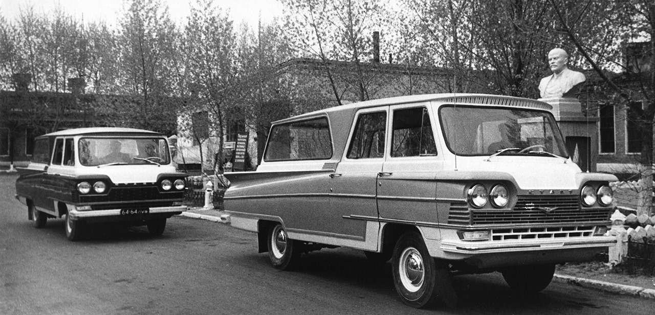 Забытые автопроекты СССР иРоссии: Роствертол, Заря, Канонир...— фото 1160205
