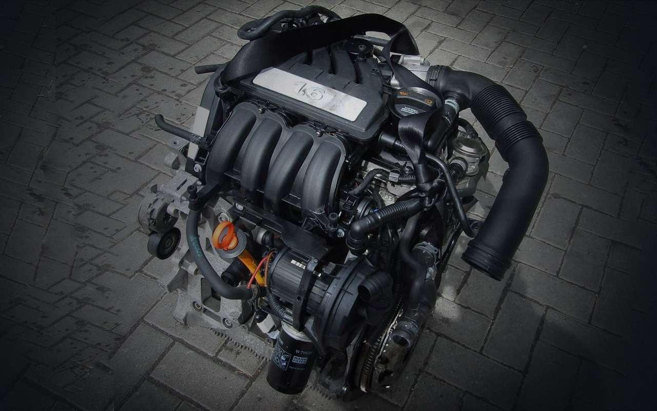 3 бюджетных мотора, которые легко проедут 500 000+ километров— фото 1284524