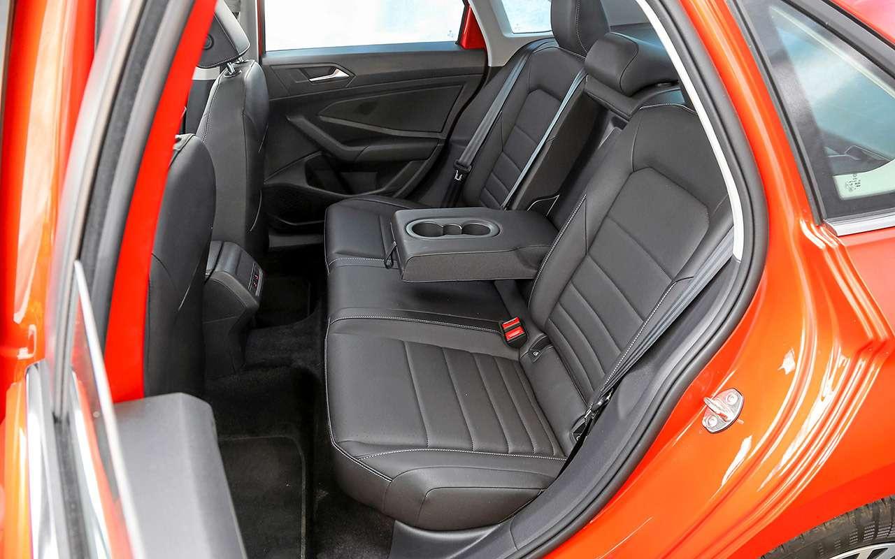 VWJetta, Kia Cerato, Mazda 3— тест-сравнение— фото 1156443