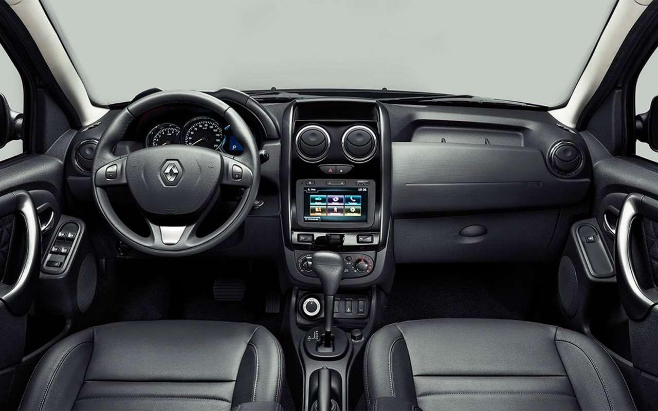 Обновленный УАЗ Патриот иего главные конкуренты: выбираем лучший вариант— фото 906896