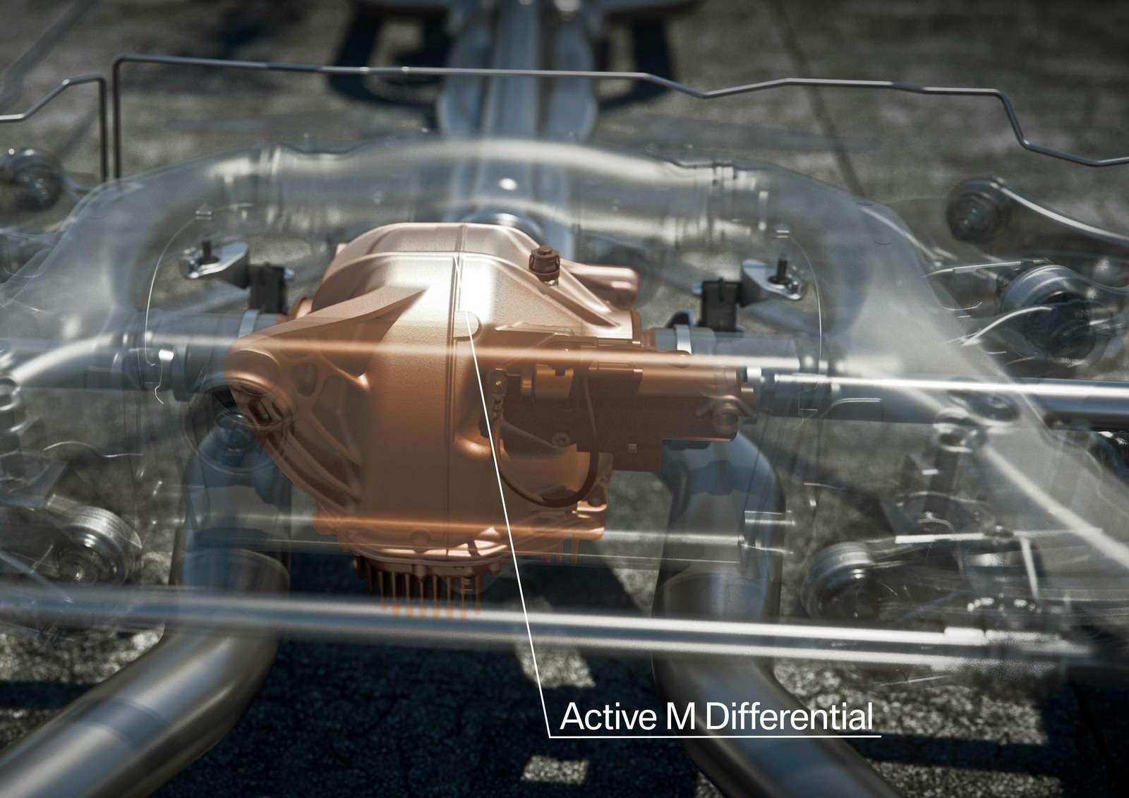 Отключаемый полный привод: вBMW рассказали оновом спортседане M5— фото 752691