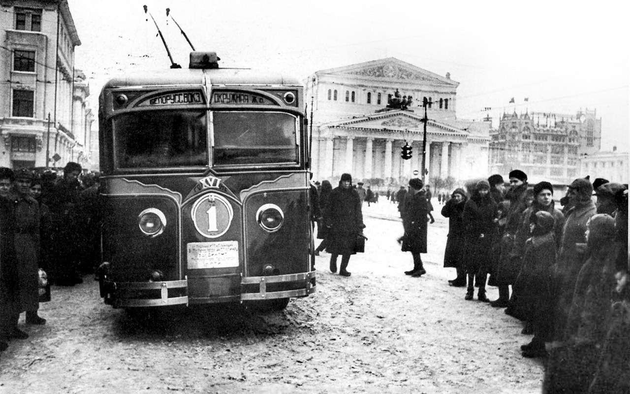 Прощай, троллейбус, самый дорогой (как оказалось) вид транспорта— фото 1155493
