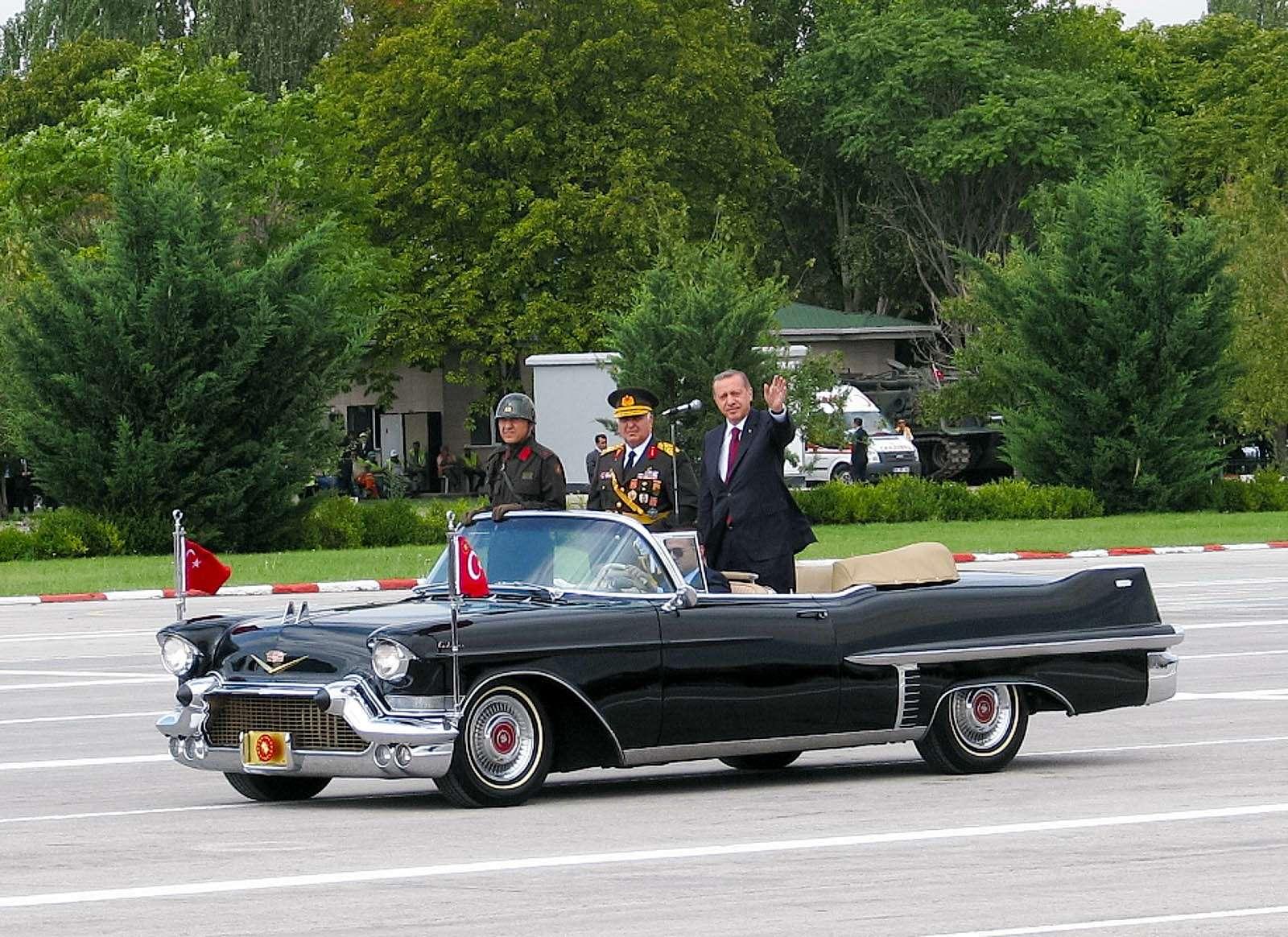 Cadillac 62De Ville 1957