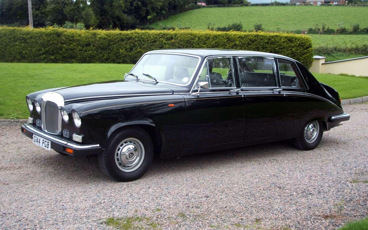 Королевские машины Queen— коллекция Фредди Меркьюри— фото 1036394