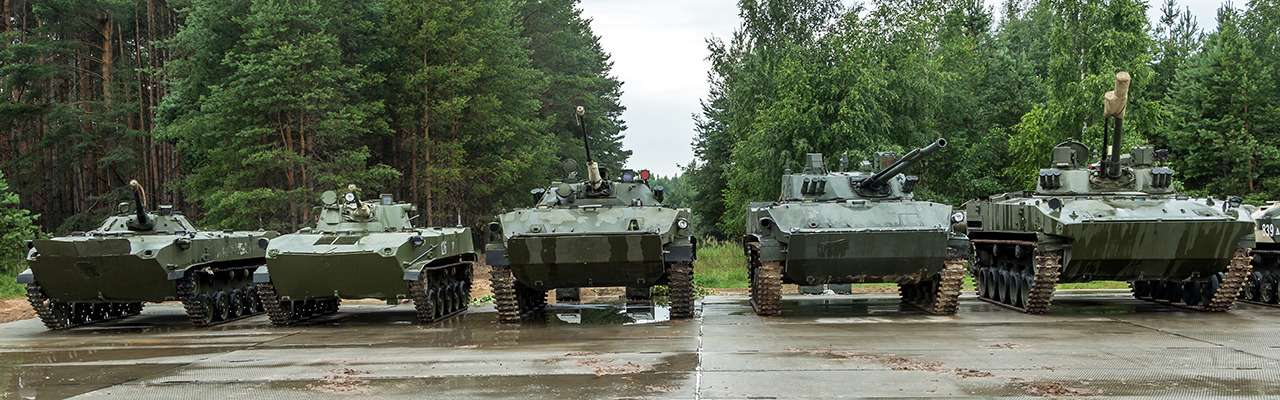 Боевая машина десанта: зачем российской армии БМП-лайт?— фото 922279