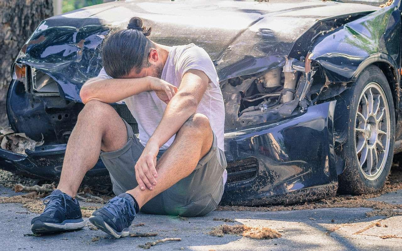 Учимся начужих ошибках: 5частых аварий— фото 982195