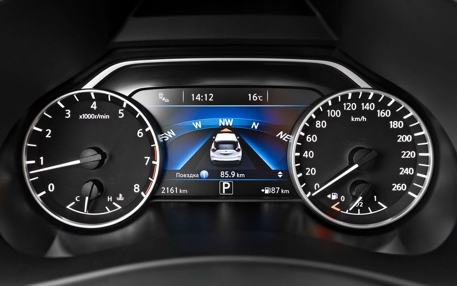 Новый Nissan Murano: экстраверт— фото 627225