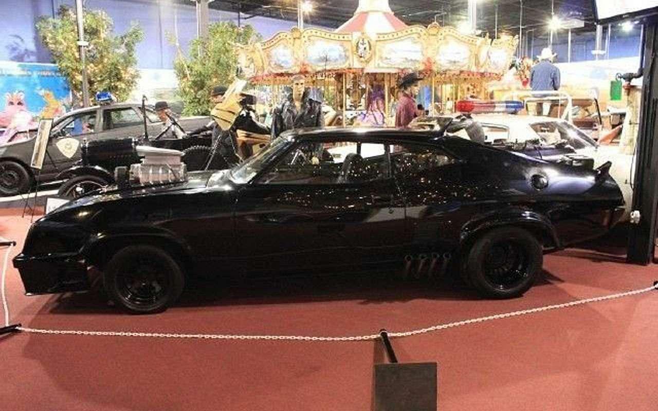 Автомобиль Безумного Макса выставят напродажу— фото 1087569