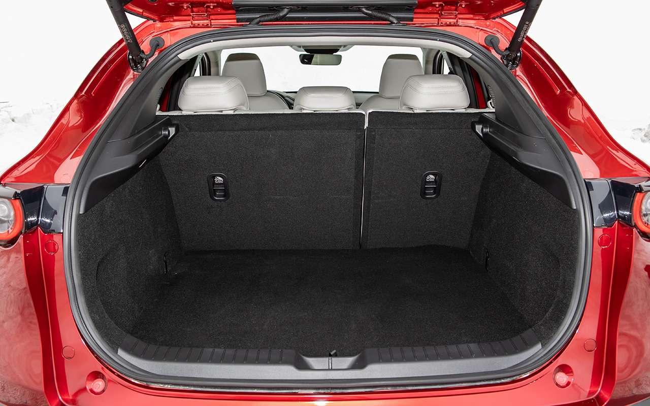 Mazda CX-30: все достоинства иизъяны— фото 1222707